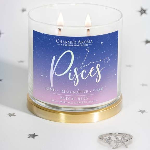 Virgo Candle Celestial Gift Idea Astrology Candles Soy Candles Zodiac Sign Constellation Candle Soy Candle Zodiac Collection